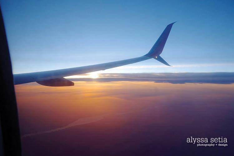 AU, flight