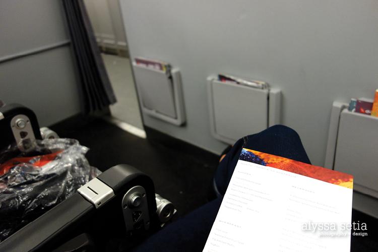 AU, flight6