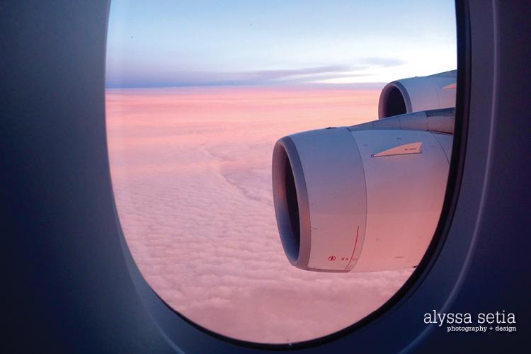 AU, flight8